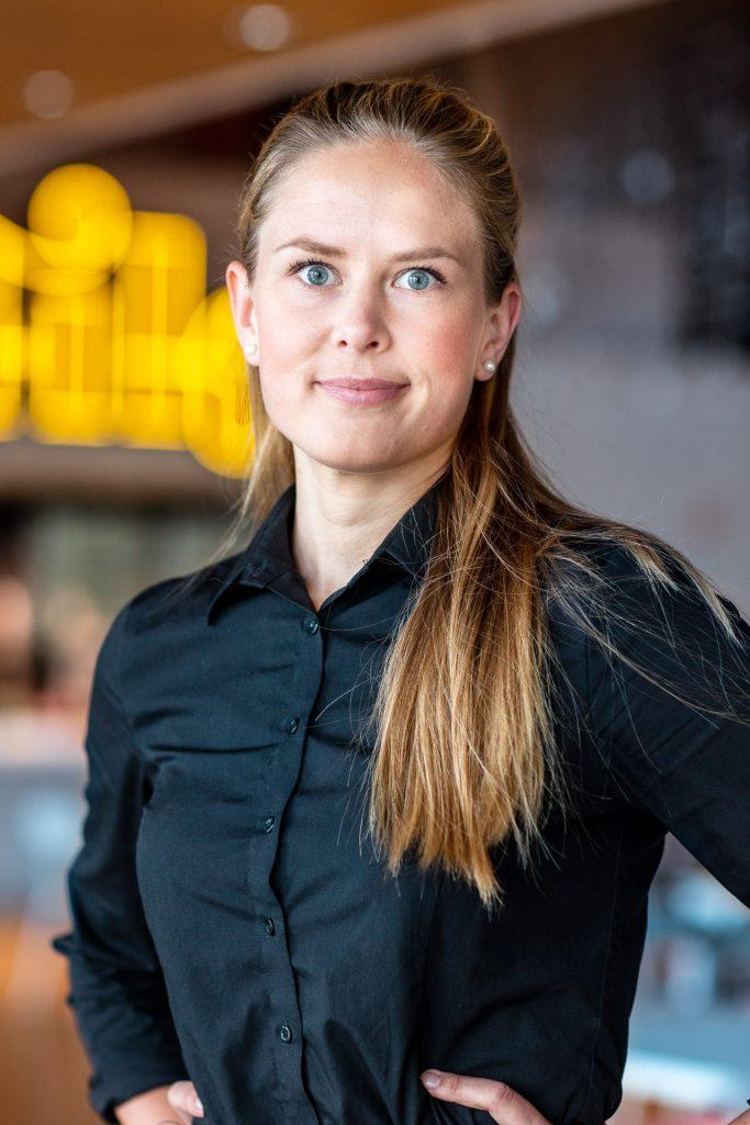 Britta Agerhäll Fika Kulturbageriet