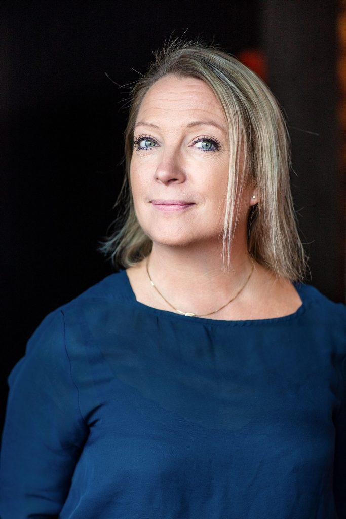 Pernilla Malmén Blå Huset